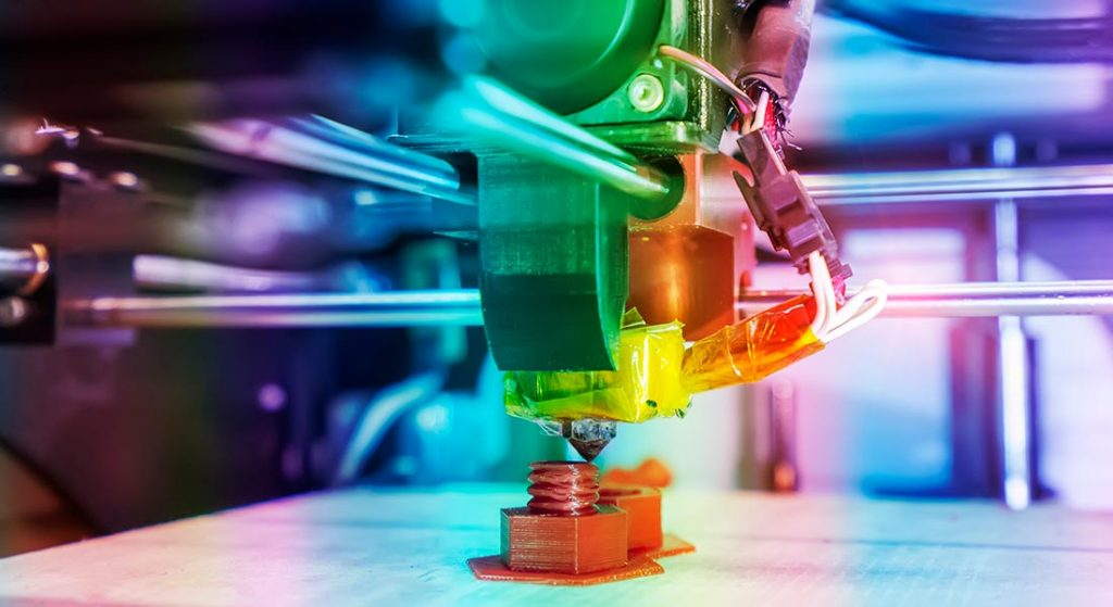 the 3d printing industry is surging ahead