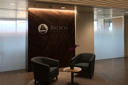 balboa capital office lobby