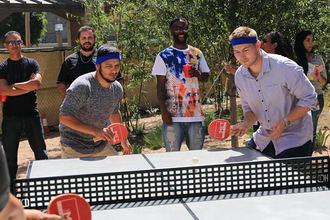 balboa capital ping pong