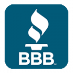 better business bureau logo square