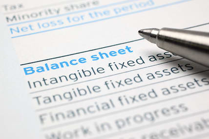 small business balance sheets