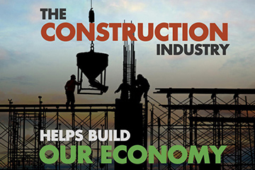 construction industry infographic preview