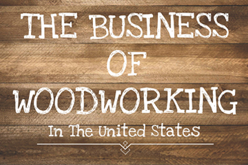woodworking industry infographic preview