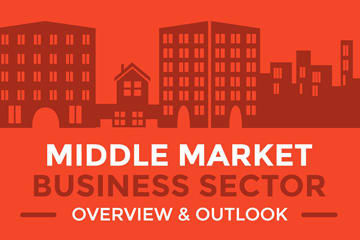 middle market industry infographic preview