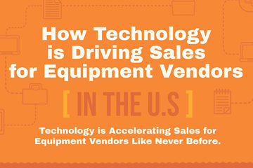 vendor sales technology infographic preview