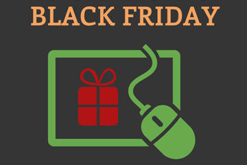 black friday infographic for small business owners and retailers