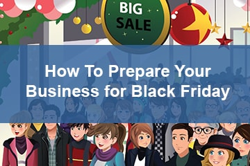 small business black friday strategies white paper