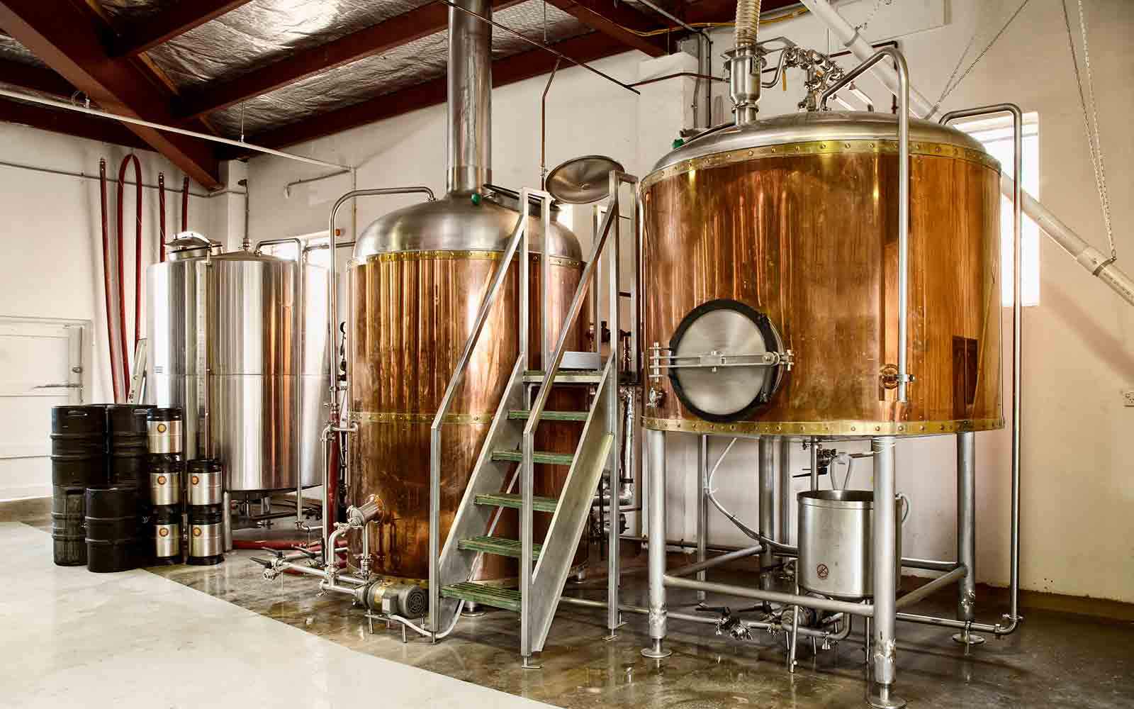brewery equipment leasing