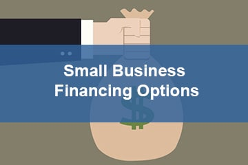 small business financing white paper