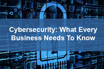 small business cybersecurity white paper