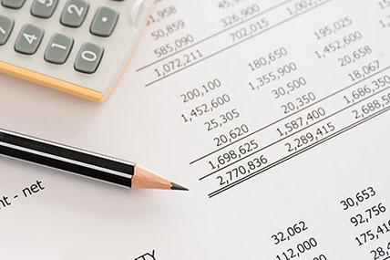 vendor business balance sheet