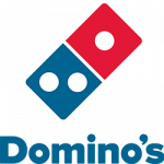 dominos's pizza logo