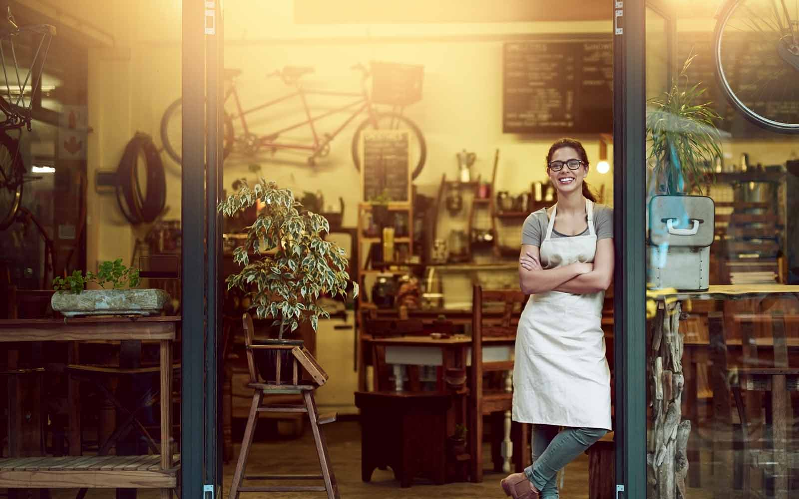 celebrating national women's small business month