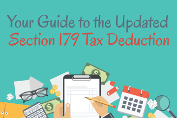 section 179 tax deduction infographic preview