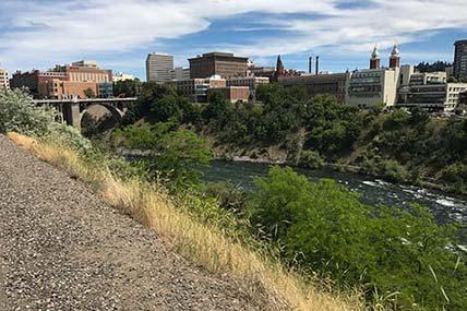 river in spokane washington