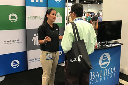 balboa capital tradeshow