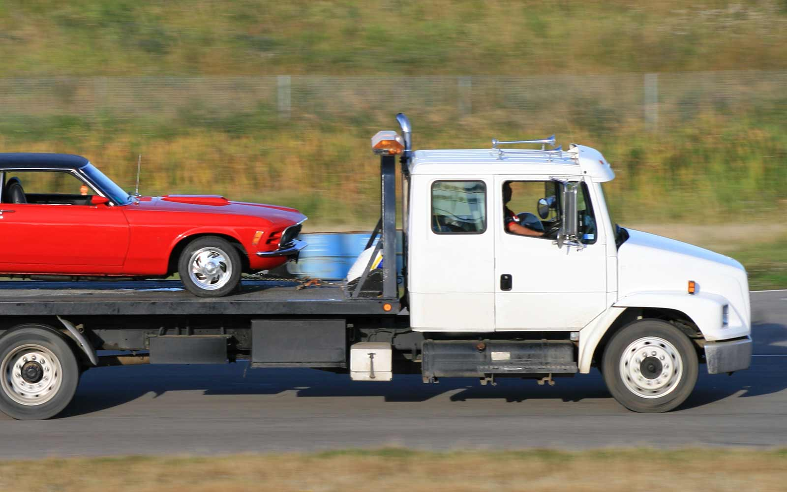 tow truck leasing