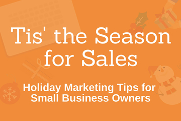 holiday marketing tips infographic preview