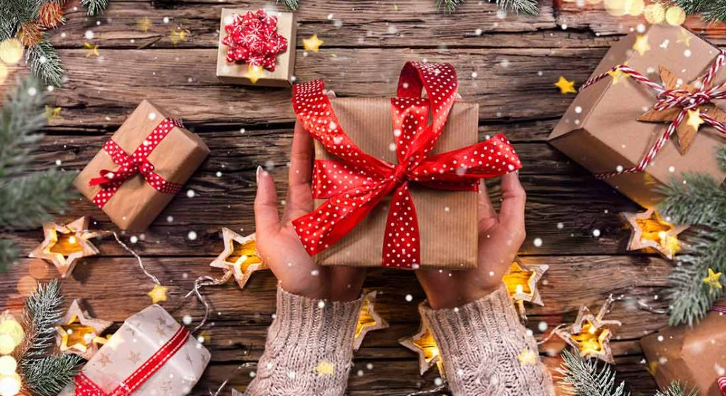holiday gifts small business