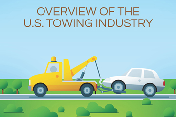 towing industry infographic