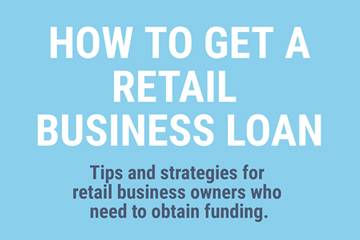 retail loan for small business