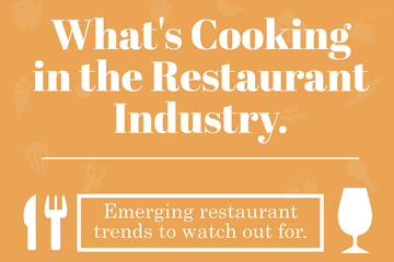 restaurant trends infographic