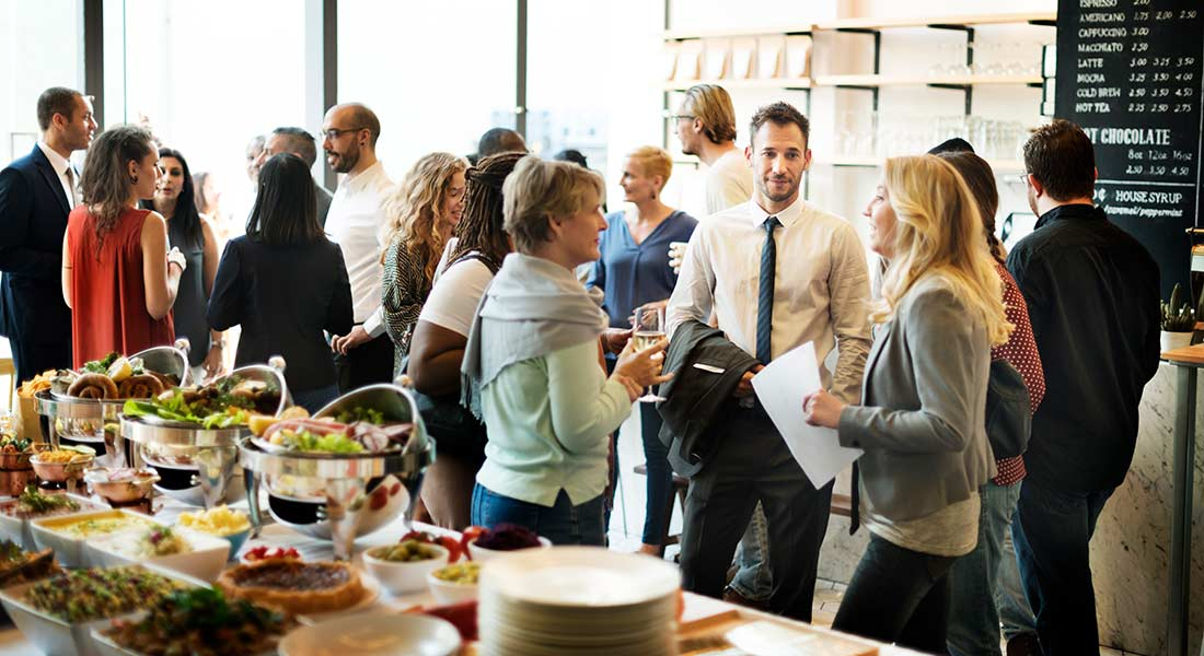 reasons to hold a company event