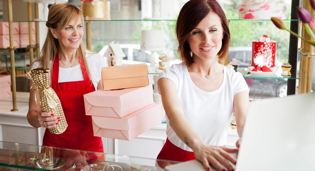cake decorating business success