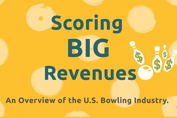bowling industry infographic