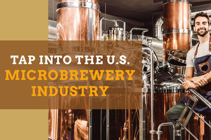 microbrewery industry infographic preview