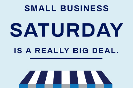 small business saturday infographic preview