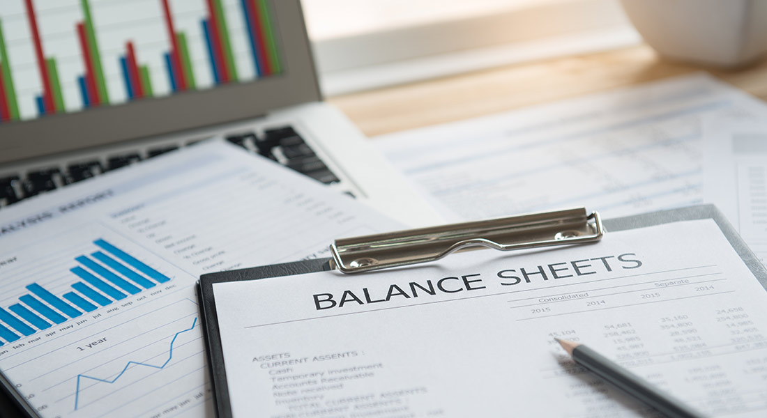 business balance sheet guide