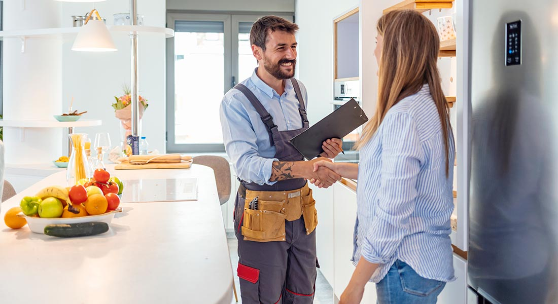 led upselling tips for contractors